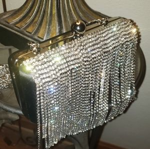 New Year's Eve ready? Nordstron crystal fringe box